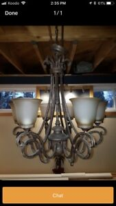 Beautiful Antique vintage style Chandelier