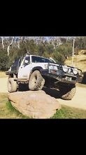 GU 4.2 Patrol 2005 factory intercooled 4.2 Whittlesea Whittlesea Area Preview
