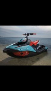 Wanted sea doo spark or trixx