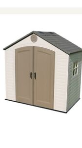 Looking for a plastic Garden shed