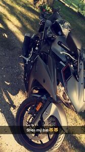 2016 Yamaha YZF-R3 *less then 400km*