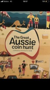 The great Aussie coin hunt