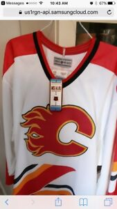 Calgary official Jersey