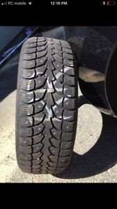 Winter Tires (studded)