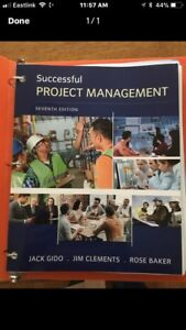 NSCC Project management course book