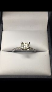 New 0.75ct Ring