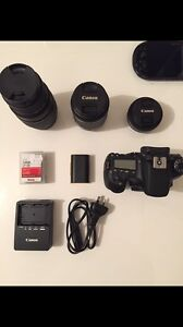canon 70d bundle (worth over $2,000) Wetherill Park Fairfield Area Preview