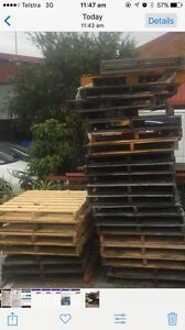 Free firewood -pallets Adamstown Newcastle Area Preview