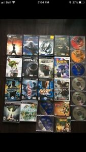 Many PS3, Wii and PC Games