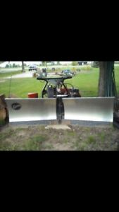 Fisher xtreme v snow plow