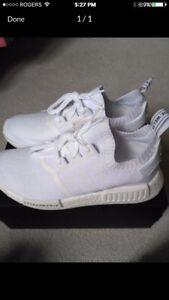 Adidas nmd white japan