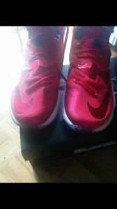 Lebron 13s size 8.5 red
