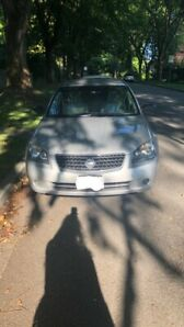 Nissan Altima 2005 Good Condition