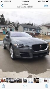 2018 Jaguar XE diesel - LEASE TAKEOVER