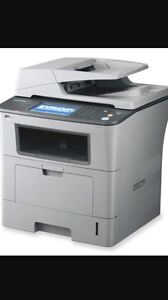 Samsung all in one laser printer