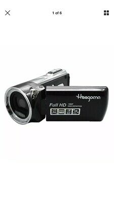 """Digital Video Camera Heegomn Full HD 1080P Camera Camcorders 2.7"""" LCD 12MP, used for sale  Betsy Layne"""