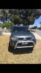 2008 Mitsubishi Triton Ute Westminster Stirling Area Preview