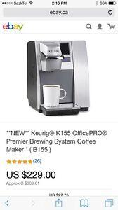 Keurig K155 brewing system REDUCED Regina Regina Area image 2