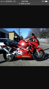 ***wanted sport bike ***