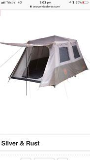 Coleman instant tent  sc 1 st  Gumtree & Coleman Dome Tent | Camping u0026 Hiking | Gumtree Australia Blue ...