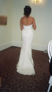 Lace wedding dress Hornsby Hornsby Area Preview