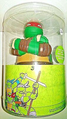 Idea Nuova Figural Push Night Light Tabletop - NEW - Teenage Mutant Ninja Turtle
