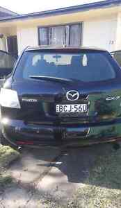 2007 Mazda CX-7 luxury sports Chester Hill Bankstown Area Preview