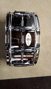 14x6.5 pearl sensitone steel snare drum Liverpool Liverpool Area Preview