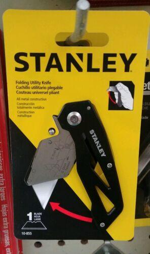 STANLEY 10-855 Folding Utility Knife