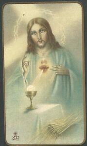 Estampa-antigua-de-Jesus-andachtsbild-santino-holy-card-santini