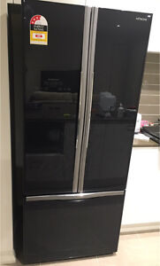 French Style Extremely Efficient Refrigerator Casula Liverpool Area Preview