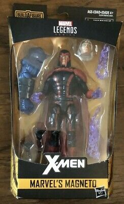 Marvel Legends ~ MAGNETO ACTION FIGURE ~ BAF Apocalypse ~ X-Men Series 3