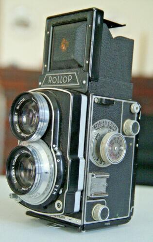 Rollop Automatic 6x6 TLR Camera by Lippische Camerafabrik