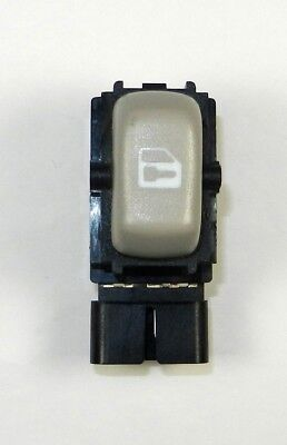 Cadillac DeVille Seville Power Door Lock Switch 1997 1998 1999 Tan Toggle