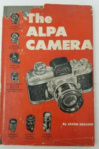 The Alpha Camera Jacob Deschin Kinografik Alpha Reflex Manual