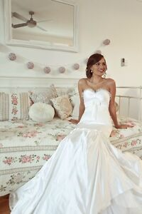 Clarissa Grace Couture Wedding Dress Cronulla Sutherland Area Preview