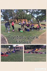 Group fitness in the park Waikiki Rockingham Area Preview