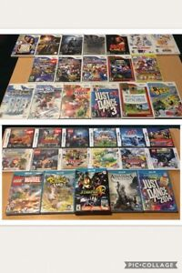 Nintendo Wii/WiiU/3DS/DS brand new sealed games