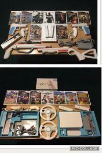 Wii Bundles, hunting, fishing, Mariokart