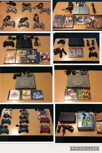 PlayStation PS1, PS2, modded + backwards compatible