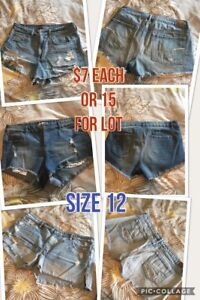 Women's clothing - prices as marked in photos
