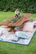 HIRE ONLY Low line picnic tables  rugs cushions relaxed seating  Para Vista Salisbury Area Preview
