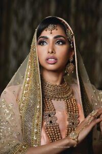 Mobile Indian/Pakistani Bridal Makeup/Hair Stylist: Mississauga