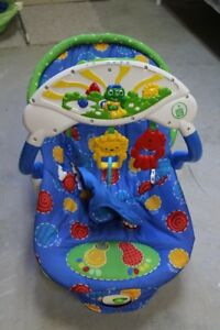 Leap frog vibrating chair