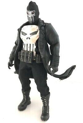 PB-LTC-FRY: Black Coat for Marvel Legends Mezco Punisher Nick Fury (No Figure)