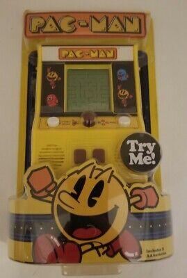 NEW Pac-man Retro Mini Arcade Handheld Classic Game.  FUN! Pacman