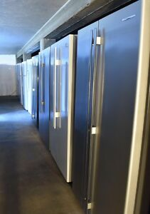 Side by side fridges @ Albion DELIVERY WARRANTY Albion Brisbane North East Preview