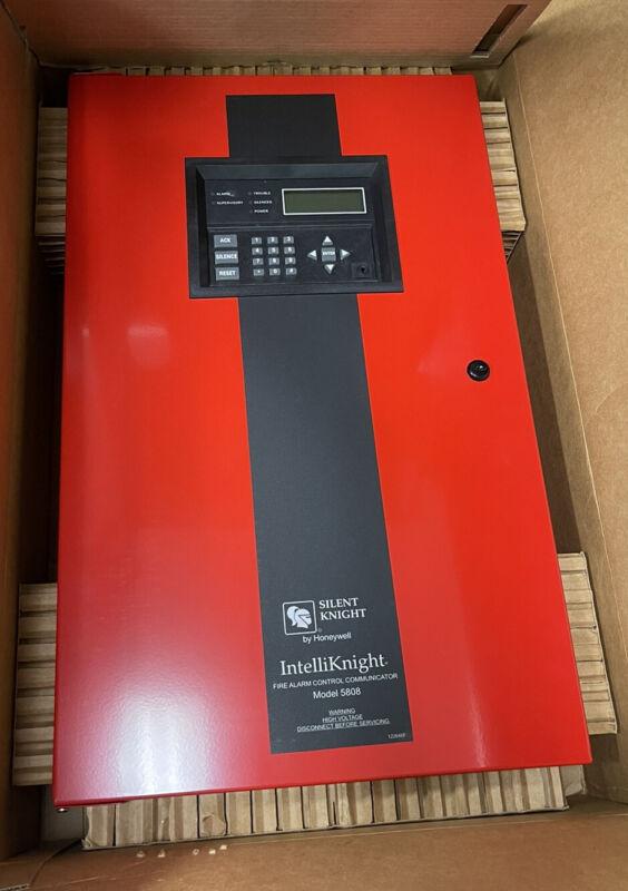 Silent Knight 5808 New Open Box Missing Keys