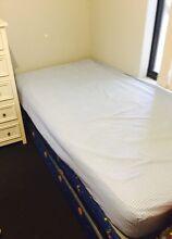 Single trundle bed ensemble with 2x mattresses Beeliar Cockburn Area Preview
