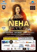 PARTY WITH NEHA KAKKAR @ HRC, DARLING HARBOUR Sydney City Inner Sydney Preview